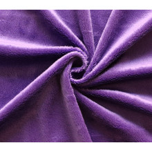 One Side Brushed Super Polyester Knit Cloths