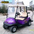 Carrito de golf eléctrico barato de 2 plazas