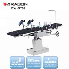 DW-OT02 Tête de table d'opération électrique contrôlée vente équipement médical