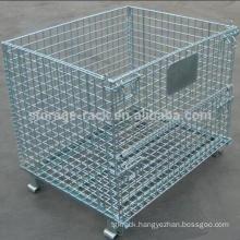Galvanized Iron Storage Cages