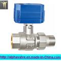 F X M Cw617n Válvula de bola de latón eléctrico (a 0196)