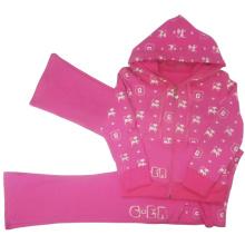 Mädchen Kinder Sport Anzug in Kinder tragen