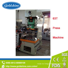 Envase de papel de aluminio máquina fabricantes