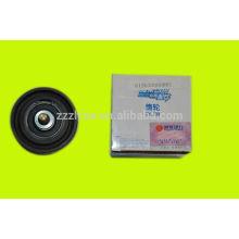 Venda quente 612630060881 weichai polia Idler / Tensor da correia para o caminhão