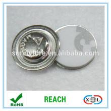 round shape neodymium souvenir magnets