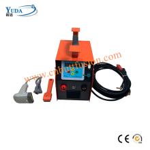 Soldadura por electrofusión para accesorios de HDPE