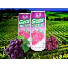 Importera dulcacidous grape juice drink