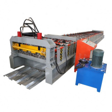 Colorful Corrugated Wave Roofing Panel Deck Floor Roll Forming Machine