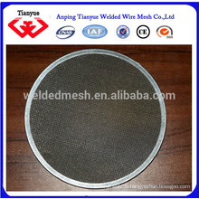 3 layers ss 316L mesh filter