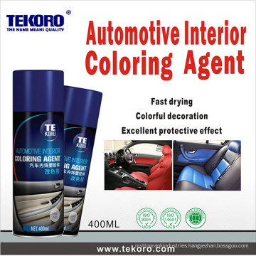 Strong Coverage Ablility Spray Paint for Car Interior Decoration
