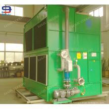 100 Ton Closed Circuit Cross Flow GHM-100 Cooling Tower Fülle Nicht runder Kühlturm 100 Ton Verdunstungskühler System
