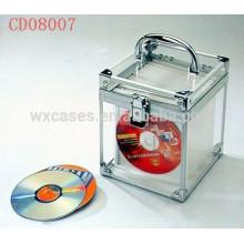 высокое качество 80 CD-диски алюминия DVD box