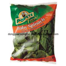 Micro Bolsa de alimentos perforada / Bolsa de verduras / Bolsa de frutas