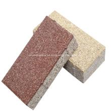 Piedra de adoquín de granito al aire libre, natural y resistente, antideslizante