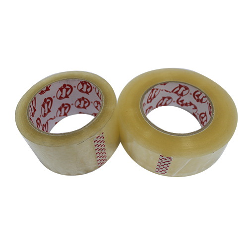 transparent carton tape