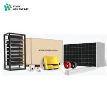 Système d'énergie solaire hybride 5KW