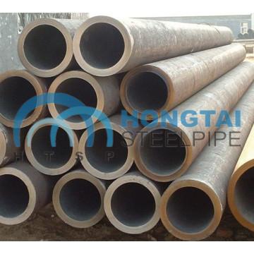Hohe Festigkeit ASTM A210 A179 Gr. C Carbon Nahtloses Stahlrohr