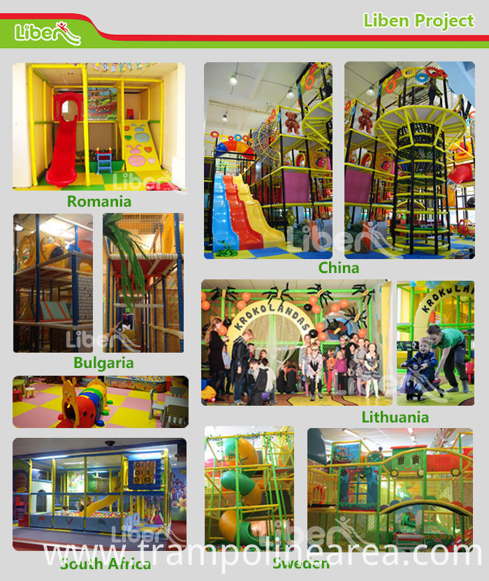 projects of large playground equipment