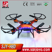 JJRC H8D Headless Mode 5.8G FPV Remote Control Helicopters / RC Drone with HD Camera SJY-JJRC-H8D