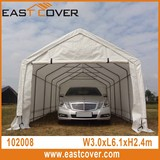 10x20 Peak Roof W3.0xL6.1xH2.4M UV-resistant Portable Car Garage