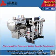Sistema de Suppy de agua con soluciones totales