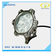 Fountain Swimming Pool Light 12W with Ce RoHS Approval