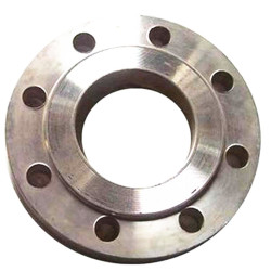 DIN PN16 carbon steel slip on flange