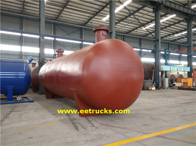 Used LPG Mounded Storage Tanks