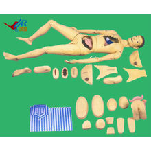 HR/H100S Basic Combination Medical nursing Training Manikin