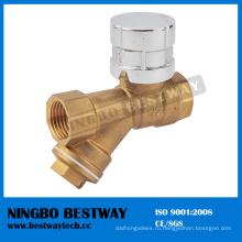 Китай Нинбо bestway латунные магнитные Lcokable клапана (BW-Л20)