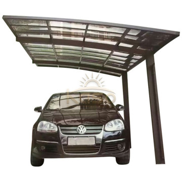 Auvent CarGarage Patio Kit Aluminium Diy Aluminium Carport