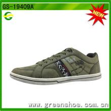 Grossistes de chaussures enfant bon marché et Preiswert en Chine (GS-19409)