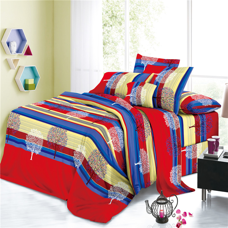 Woven Polyester Sheets