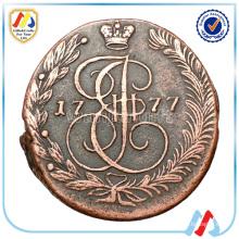 Pièce commémorative, Vente de pièces anciennes, pièces en cuivre