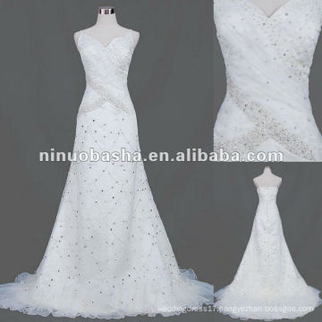 Real Sample Wedding Dress