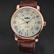 vintage winner men watch automatic mechanical watch