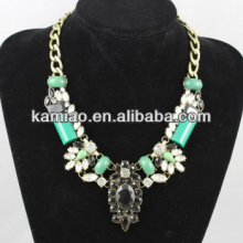 ladies design jewelry 2014 emerald beads necklaces engagement coral