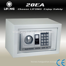 Electronic digital mini safe box and money safe