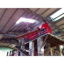 Carvão vegetal dourado da serragem do fornecedor de China que faz a máquina com ISO do CE