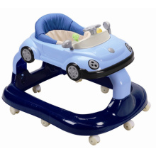 China Wholesale Car Type Baby Walker with 8 Wheels (SNBW650)