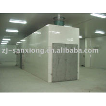 Fruit and Vegetable Tunnel Drying Machine Equipment
