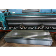 Full Hard Galvanized Corrugated Sheet Metal