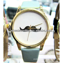 beard design quartz couple wrist for men and women imported watches