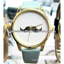 Борода дизайн кварц пару запястье для мужчин и женщин импортные часы