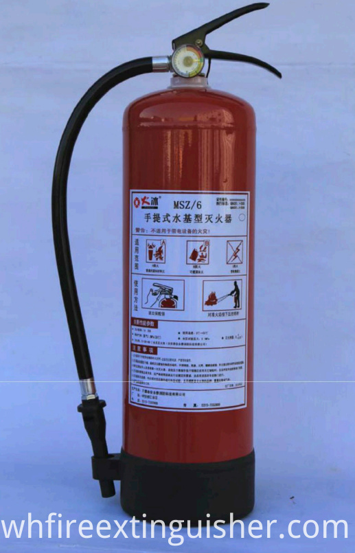 Water-based Fire Extinguisher