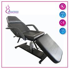 Lit facial hydraulique / fauteuil de beauté / table de massage