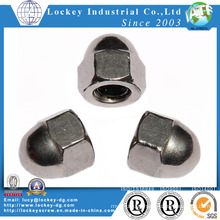 Stainless Steel / Steel Hex Cap Nut