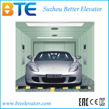 Large Space and Load Car Elevator with Opposite Doors