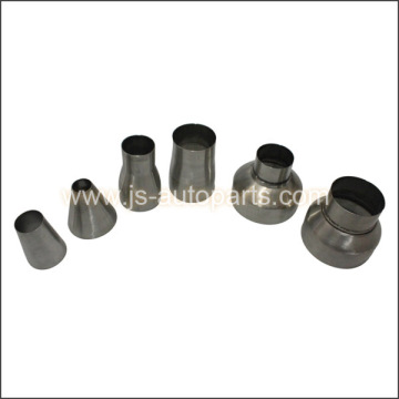 5`` - 4`` STAINLESS PIPE REDUCER CHIMNEY VAN EXHAUST CONNECTOR JOINER