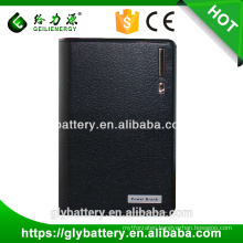 Fashionable Wallet 1200mah power banks custom portable power bank